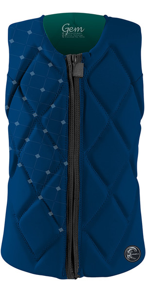 2018 O'Neill Womens Gem Comp Vest Deep Sea 4919EU