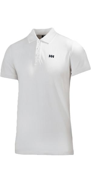 2018 Helly Hansen Transat Polo Shirt WHITE 50583