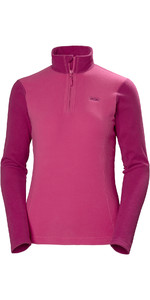 2019 Helly Hansen Womens Daybreaker 1/2 Zip Fleece Night Shade 50845
