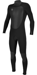 O'Neill O'riginal 4/3mm Back Zip Wetsuit BLACK 5114