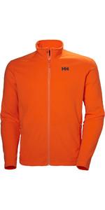 2019 Helly Hansen Mens Daybreak Fleece Jacket Bright Orange 51598