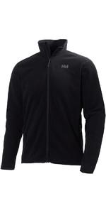 2021 Helly Hansen Mens Daybreak Fleece Jacket Black 51598