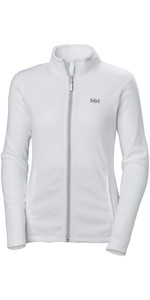 2019 Helly Hansen Womens Daybreaker Fleece Jacket White 51599
