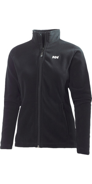 2018 Helly Hansen Ladies Daybreaker Fleece Jacket Black 51599