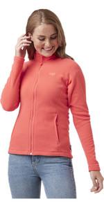 2021 Helly Hansen Womens Daybreaker Fleece Jacket 51599 - Hot Coral