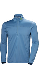 2019 Helly Hansen Phantom 1/2 Zip 2.0 Fleece Blue Fog 51803