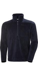 2019 Helly Hansen Feather Pile 3/4 Zip fleece Navy 51807