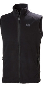 2019 Helly Hansen Mens Daybreaker Fleece Vest Black 51831