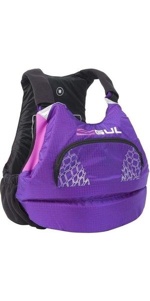 Gul Pro Race Womens 50N Buoyancy Aid Purple GM0341-A3