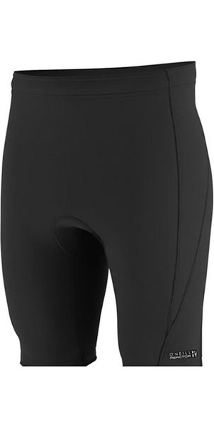 2019 O'Neill Youth Reactor II 1.5mm Neoprene Shorts Black 5324