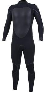2020 O'Neill Psycho Tech+ 3/2mm Back Zip Wetsuit 5334 - Black