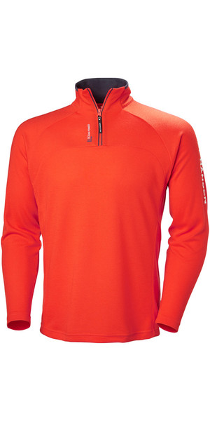 2018 Helly Hansen 1/2 Zip Technical Pullover Grenadine 54213