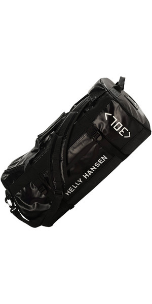 2018 Helly Hansen 30L Duffel Bag Black 67050