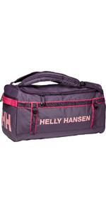 2019 Helly Hansen 30L Classic Duffel Bag 2.0 XS Purple 67166