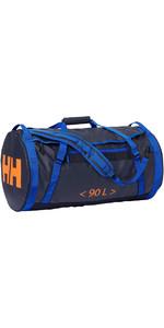 2019 Helly Hansen 90L Duffel Bag 2 Navy 68003
