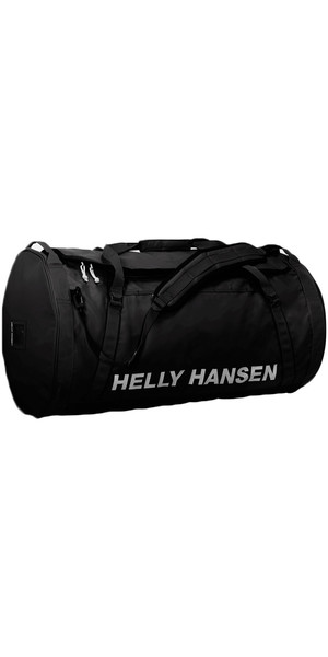 2019 Helly Hansen 90L Duffel Bag 2 BLACK 68003