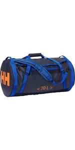 2019 Helly Hansen HH 70L Duffel Bag 2 Navy 68004