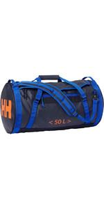2019 Helly Hansen HH 50L Duffel Bag 2 Navy 68005