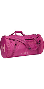 2019 Helly Hansen HH 30L Duffel Bag 2 Fushcia 68006
