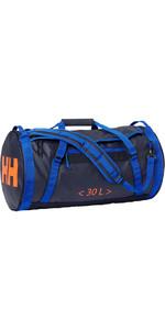 2019 Helly Hansen HH 30L Duffel Bag 2 Navy 68006