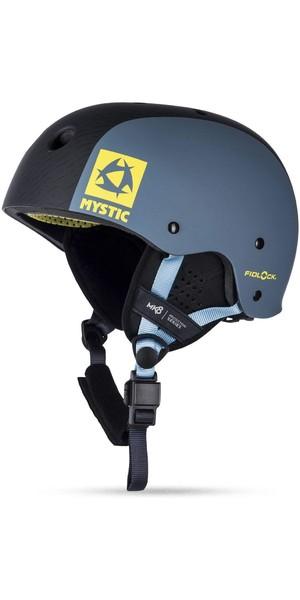 Mystic MK8 X Helmet With Ear Pads Pewter