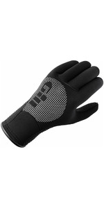 2020 Gill Junior 3mm Neoprene Winter Gloves in BLACK 7672J