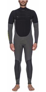 Musto Mens Foiling Impact Steamer Wetsuit 80869 - Dark Grey / Black