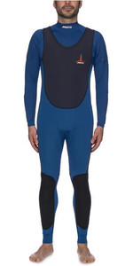 Musto Mens Foiling Thermocool Impact Wetsuit 80875 - Sky Dive / True Navy