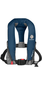 2019 Crewsaver Crewfit 165N Sport Automatic Lifejacket - Navy 9010NBA