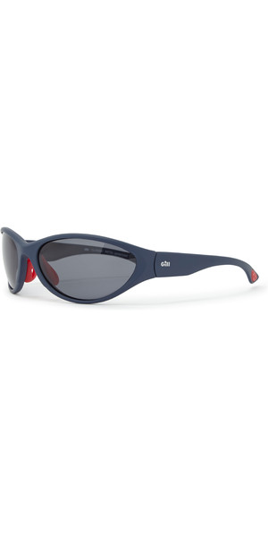 2019 Gill Classic Sunglasses Navy / Smoke 9473