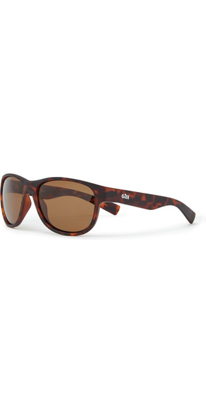 2019 Gill Coastal Sunglasses Tortoise / Amber 9670
