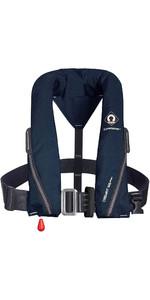 2020 Crewsaver Crewfit 165N Sport Automatic Harness Lifejacket 9715NBA - Navy