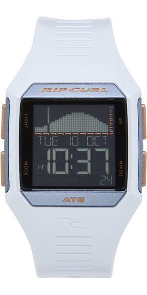 2018 Rip Curl Womens Maui Mini Tide Surf Watch White A1127G