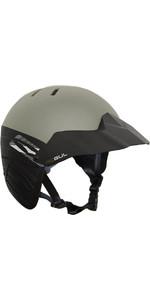 2019 Gul Elite Watersports Helmet Silver AC0127-B5