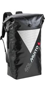 Musto DRY Back Pack Bag 40L BLACK AL3312