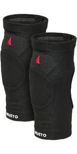 2020 Musto D30 Impact Knee Pads Black AS0750