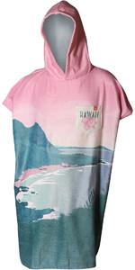 2021 After Essentials Destination Change Robe Poncho PO-DES-HAW - Hawaii