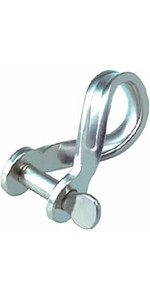 Allen Brothers Twisted Shackle With Standard Pin A6060