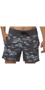 2020 Animal Mens Tamatoa Boardshorts CL0SS007 - Black