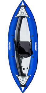 2019 Aquaglide Chinook 1 Man Kayak BLUE - Kayak Only