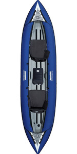 2019 Aquaglide Chinook Tandem XL Kayak BLUE - Kayak only