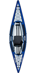 2019 Aquaglide Columbia 1 Man Touring Kayak Blue - Kayak Only