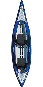 2019 Aquaglide Columbia XP 2 Man Touring Kayak - Blue - Kayak Only