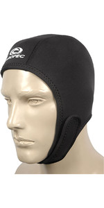 2019 Aropec Flyer 2.5mm Neoprene Hood Black HD01