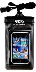 2019 Aropec Waterproof Mobile Phone Bag Black BBAG01