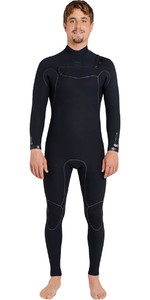 Billabong Furnace Carbon Ultra 3/2mm Chest Zip Wetsuit BLACK F43M10