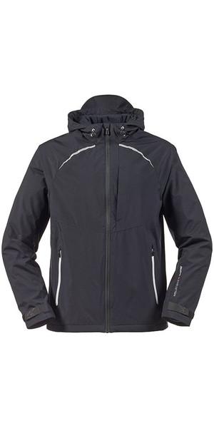 Musto Evolution Tempest Wind Stopper Hooded Jacket BLACK SE2660