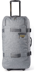 2019 Rip Curl F-Light 2.0 Global Cordura Wheeled Bag Grey BTRHA1