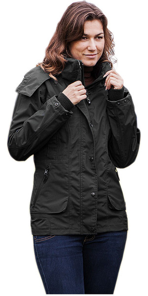 Baleno Dynamica Ladies Waterproof Jacket Black 19829