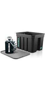 2021 BeachBox Portable Shower Box Set BBBB21 - Black